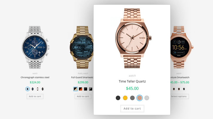 Variation Swatches For WooCommerce Pro