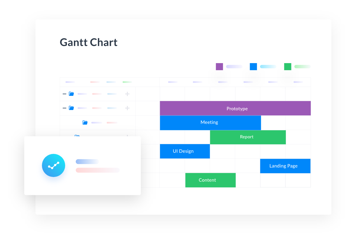 Keep track of progress with Gantt Chart for WordPress