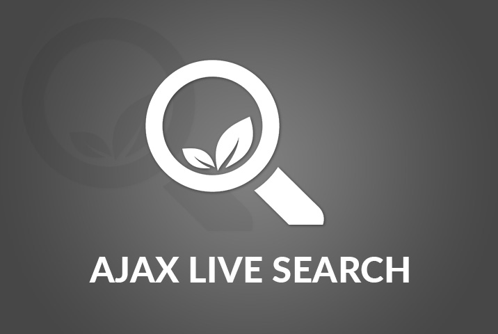 Dokan Ajax Live Search