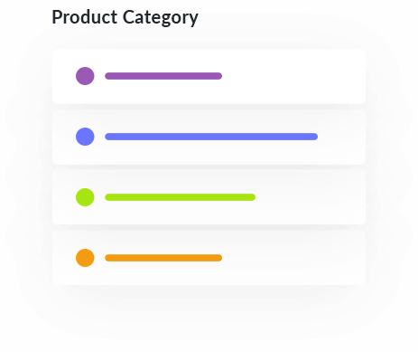 Target Product <br>Category Interactions