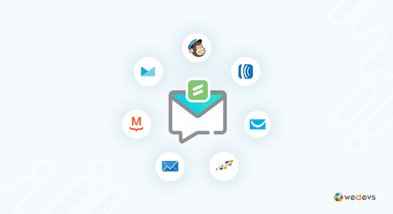 Supercharge Your Mailing List Using weForms Email Marketing Integrations