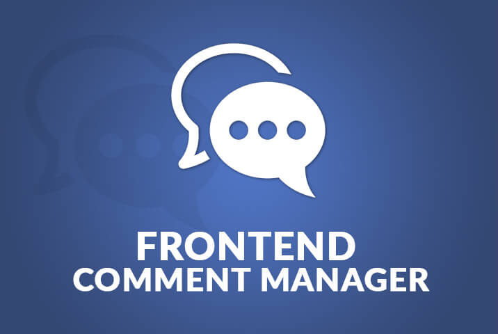 Comments Manager